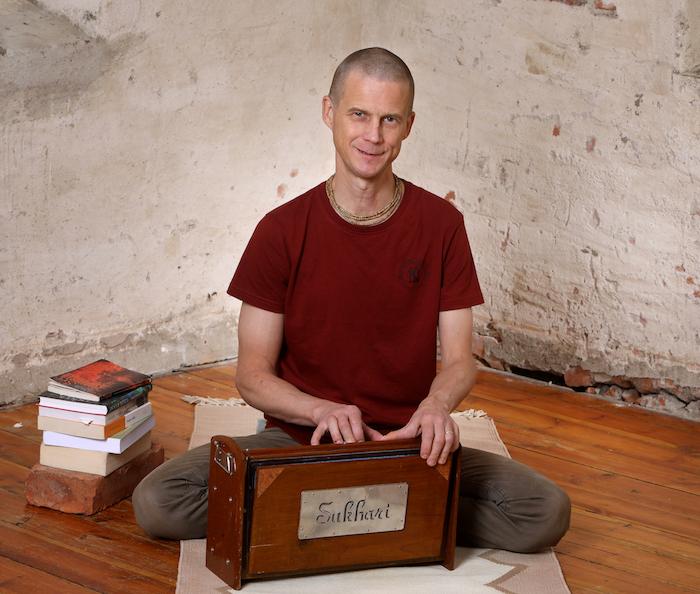 Janne Kontala, Samatva jooga opettaja